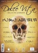 Grafik des Titelcovers von Dolce Vita Ausgabe 28