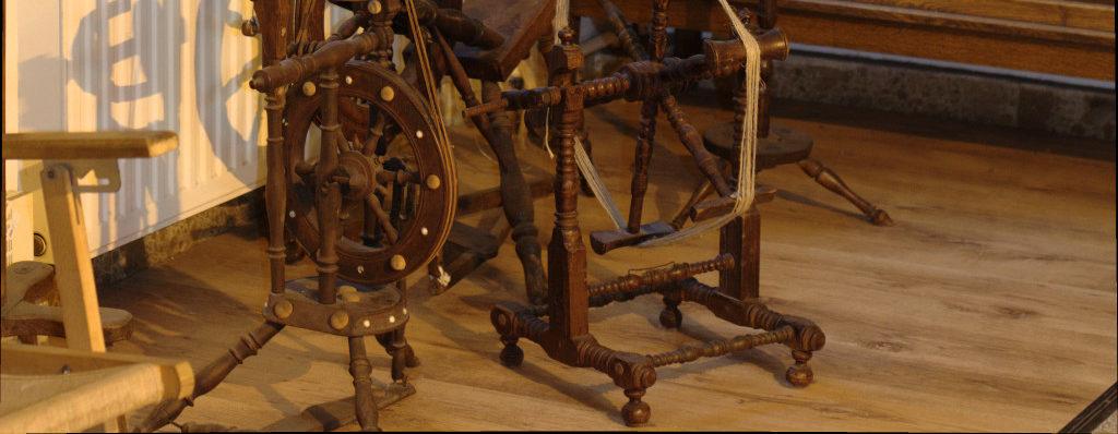 Textilien aus Hanf / Textiles made from hemp