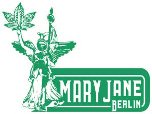 Logo der Mary Jane Hanf Messe Berlin