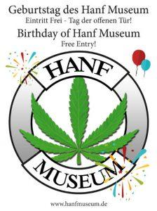 Grafik zu Hanf Museum Berlin feiert Geburtstag